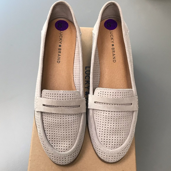 Lucky Brand Shoes | Lucky Brand Suede